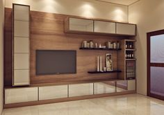 Home theaters planejado TV room. Wall Units, Tv Units, My Design, Bookcases, Living Rooms, Cabinets, House, Furniture, Home Decor