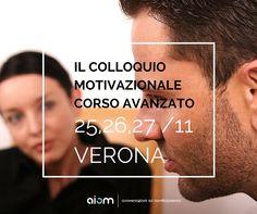 Verona-Corso Avanzato Colloquio Motivazionale-25, 26 , 27 novembre