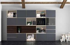 Salones ref: sal98 Mobelinde - Muebles a medida Barcelona. Fábrica y tiendas. Fabricación propia de muebles juveniles, armarios, dormitorios, salones, mesas y sillas, estudio y oficina, cocina, complementos.