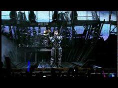 Humanoid City Live DVD - Alien