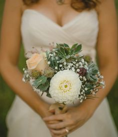 DIY Floral Florist Wedding Arrangement Ideas Inspiration