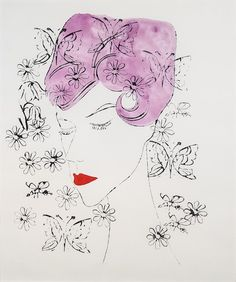by Andy Warhol (American 1928-1987) ♣️Fosterginger.Pinterest.ComMore Pins Like This One At FOSTERGINGER @ PINTEREST No Pin Limitsでこのようなピンがいっぱいになるピンの限界
