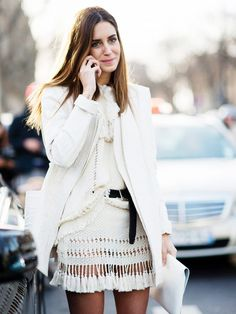 Time to put your old pieces to work! via @WhoWhatWear