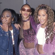Pin for Later: 5 Underrated Girl Groups From the group 5 Underrated Girl Groups From the 2000s Fashion Trends, Early 2000s Fashion, 90s Fashion, Fasion, Fashion Outfits, Hip Hop Fashion, Fashion Group, Black Girl Aesthetic, 90s Aesthetic