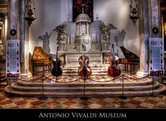 Antonio Vivaldi Museum |  Venice