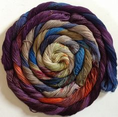 Hand dyed 4ply sock yarn mini skein set   560 yds approx in total