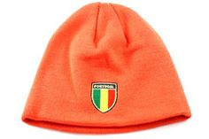 Puma Country Shield Portugal Men's/Women's Red/Gold Emblem Winter Beanie Hat - See more at: http://www.sneakerkingdom.com/products/puma-country-shield-portugal-mens-womens-red-gold-emblem-winter-beanie-hat#sthash.Lrs08XwP.dpuf