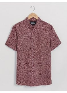 Mens Shirts | Lennon Short Sleeved Shirt | Native Youth
