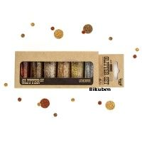 Bilde av produkt: Art Ingredients by Finnabair - Glitter Set - Luminous