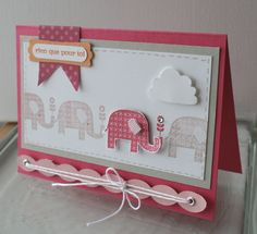 rien que pour toi (just for you) by nathalie labbe - Cards and Paper Crafts at Splitcoaststampers