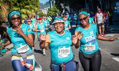 The 2017 FNB Cape Town 12 ONERUN saw runners donate an impressive combined total of to the event's two charities, Die Burger Kersfonds and The Cape Of Good Hope SPCA.