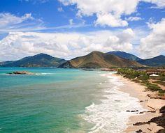 Isla Margarita, Venezuela (done and would do it again!)