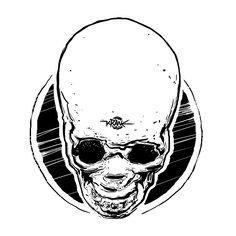 KRANE - Vanity, bones and skull ☠ illustrations and painting Crane, Skull Illustration, Bones, Darth Vader, Painting, Fictional Characters, Skull, Painting Art, Paintings