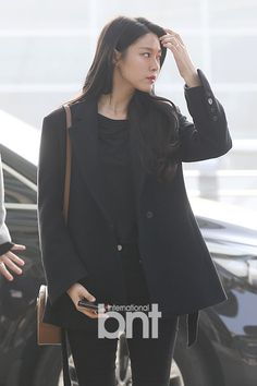 AOA 설현 SeolHyun 雪炫 공항패션 2017.11 (500×750)