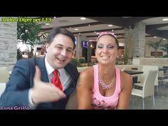 video shock della figlia di beppe grillo con andrea diprè  #videodivertenti