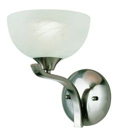 Trans Globe Lighting 7931 BN Contemporary Collections 1 Light Wall Sconce