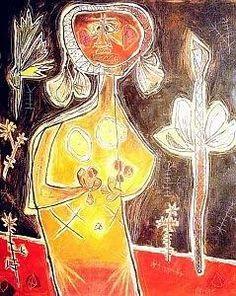 Oswaldo Vigas - Bruja de la Culebra - sf
