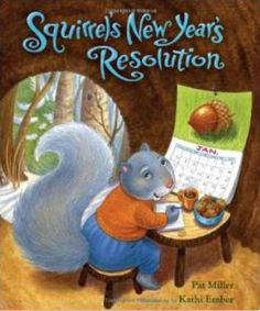 Love this book for teaching resolutions for the New Year!