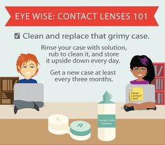Did you know .......???????????? Almost all contact lens wearers engage in at least one behavior that puts them at risk of developing an eye infection? Watch our page daily as we provide #healthy #contact #lens #tips! #OnePairTakeCare For More Info. #Visit: www.jpeyehospital.com #Call Us: 99148-744442 JpeyeHospital