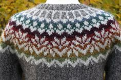 Ravelry: wmageroy's Islandskofte 20 Year Anniversary, Ravelry, Knitted Hats, Stitches, Knit Crochet, Crochet Patterns, Colour, Knitting, Sweaters