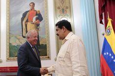 Presidente Maduro y Thomas Shannon conversaron sobre relaciones de respeto y diálogo permanente