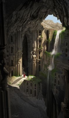 Solomon's Mines by Docslav---GE on deviantART