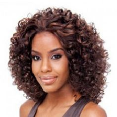 0da7e2f27 Synthetic Wigs For Women | Wholesale Cheap Best Curly Synthetic Wigs Sale Online  Drop Shipping. Synthetic Lace Front ...