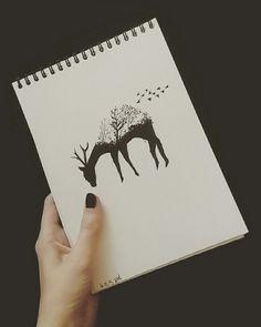 Minimalistycznie #art #tatto