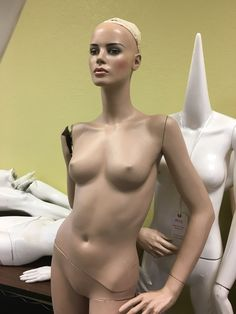 Anne V - Realistic Rootstein Female Mannequin