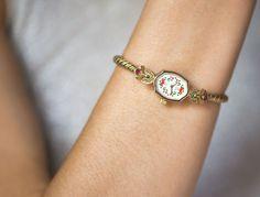 4c2cff14a2 Posh women's watch gold plated lady's wristwatch by SovietEra, $139.00  Vintage Ékszer, Arany Karóra
