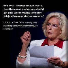 '#Lilly Ledbetter