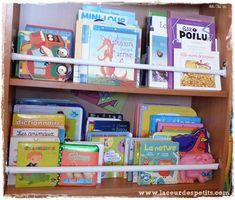 DIY : un coin enfant dans la bibliothèque |La cour des petits