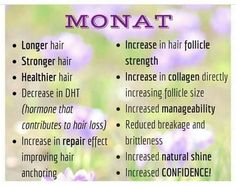 Who's ready to upgrade their old shampoo & conditioner to a new anti-aging naturally based product that has clinically proven ingredients to help with all of your hair issues!? Your hair will thank you later for making the switch!    #monat #antiaginghaircare