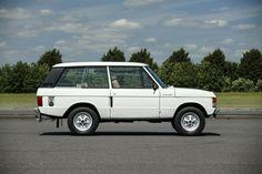 Le Range Rover fête ses 45 ans