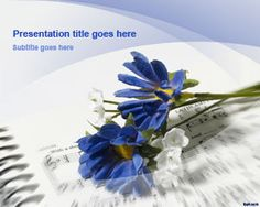 Unisexual flowers ppt templates