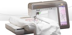 Baby lock embroidery Machine  My favorite toy!!!