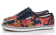 "vans | Vans WMNS Cedar ""Flannel Floral"""