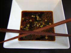 Serve as a dipping sauce with Asian-inspired dishes. This sauce is terrific with spring rolls or dumplings. Dumpling Dipping Sauce, Garlic Dipping Sauces, Asian Appetizers, Appetizer Recipes, Beignets, Sauce Hoisin, Soy Sauce, Apple Sauce, Duck Sauce