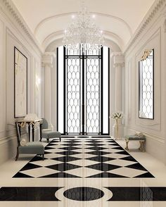 Luxury interior Design Company in Dubai UAE .IONS DESIGN one of the leading interior design Firms with world class designers.provides home designs , commercial retail and office designs Home, Foyer Decorating, Modern Interior, House Design, Modern Entryway, Modern Interior Design, Floor Design, House Interior, Lobby Design