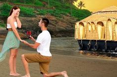 Visit the special destination at the time of honeymoon to make your love at an extreme level by Kerala honeymoon tour packages from Mumbai. #keralasales #tours #offers #mumbai