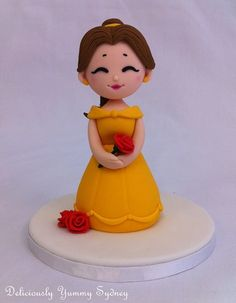 Belle Beauty and the Beast figure