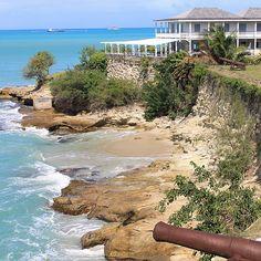 Antigua: One of Bride Magazine & Virtuoso's 20 Best Honeymoon Destinations in the World