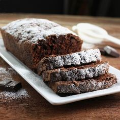 Double Chocolate Zucchini Loaf - Can you make a good thing even better? Here's a new twist on a popular favourite.