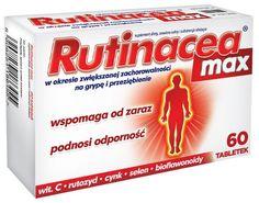 Rutinacea Max x 60 tablets, immunostimulant