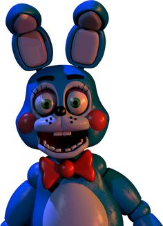 Toy bonnie is a new animatronic in the game five nights at freddy s 2