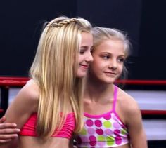Dance Moms Paige and Chloe