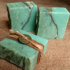 "597 Likes, 72 Comments - moia (@moia.soap) on Instagram: ""Solitary Jade . My entry for this month's @greatcakesoap challenge. Trying to make some rustic…"""