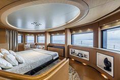 Suerte Superyacht Cabin