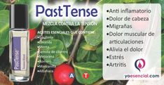 Aceite esencial PastTense doTERRA