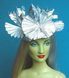 aluminum foil hat - Google Search
